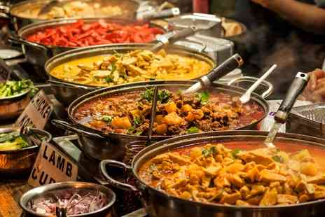 Veda East Kilbride - Indian Buffet For Two - Save 0%