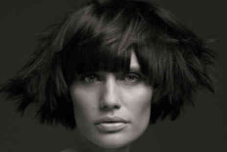 Nicky Clarke - Haircut, Finish and Conditioning Treatment with Style Designer or Advanced Designer  - Save 54%