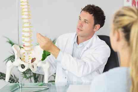 Glengormley Chiropractic - Chiropractic Examination and Adjustment  - Save 78%
