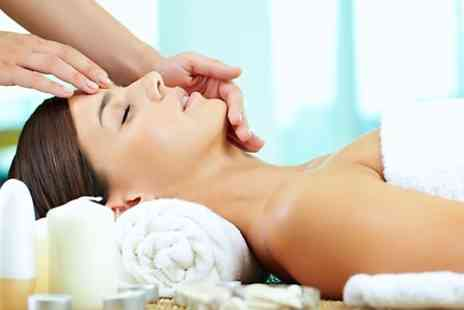 AH Therapies - Half Day Ear Candling or One Day Indian Head Massage - Save 73%
