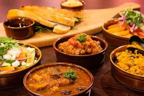 Preston Guild Hall - Tapas and Sangria for Two - Save 49%