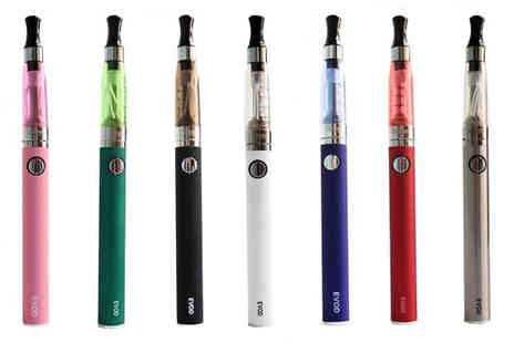 Gohooka - Shisha Pen Kit with Liquid Flavours - Save 0%