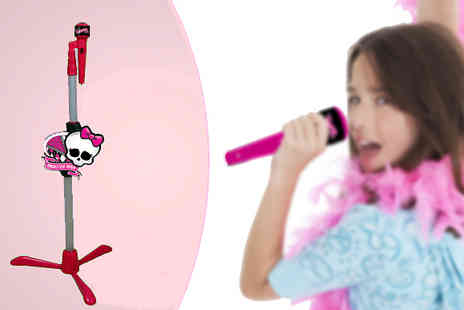 Sonic UK - Monster High Microphone Set - Save 60%