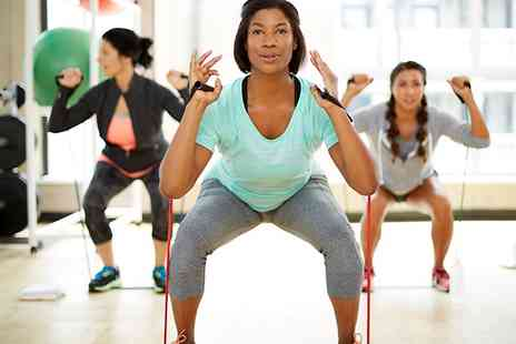 Energie Fitness For Women - Choice of Ten Fitness Classes  - Save 0%