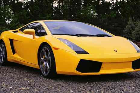 Golden Moments - Lamborghini Driving Experience - Save 56%