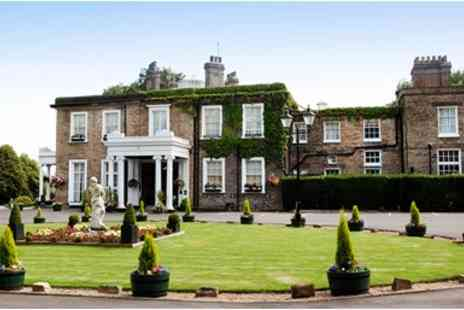 Ringwood Hall Hotel - Two Night Manor Break for two - Save 63%