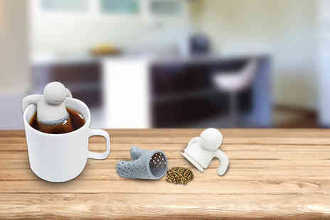 eGlobal Shoppers -  Mr Tea infuser - Save 60%