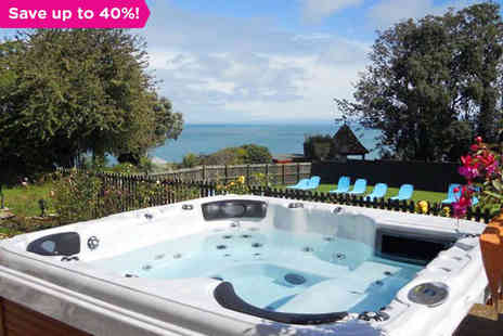Luccombe Manor Country House Hotel - An Isle of Wight Adventure - Save 40%