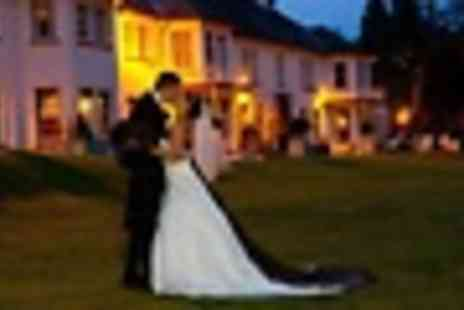Hilton Dunkeld House Hotel - Wedding Package For 50 Guests With Three Course Meal, Drinks and Decorations  - Save 0%