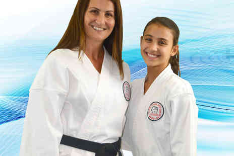 GKR Karate International - Six Karate Classes at a Choice of Locations - Save 55%