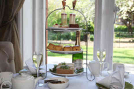 St Pauls Hotel - Afternoon Tea with a Bottle of Champagne for Two - Save 50%