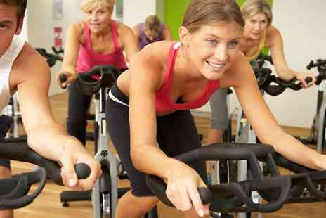 Fuse Consultancy - Three Spin Fitness Classes - Save 0%