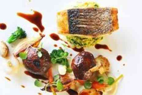 Thackerays Restaurant -  Michelin starred tasting menu dinner and coffees for two - Save 0%