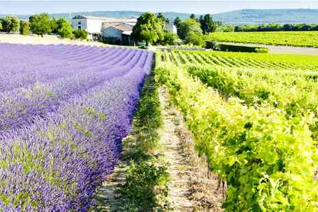 domaine de la valdaine - Discover this beautiful French region for 3, 5 or 7 nights with half board & more! - Save 63%