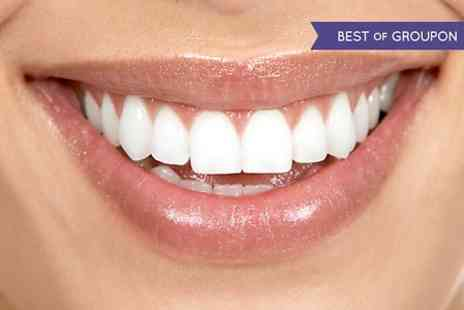 London Dental Centre - Teeth Whitening With Exam and X-Rays - Save 79%
