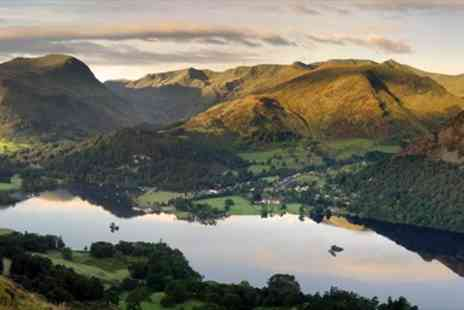 Lake District Hotels  - Cumbria Hotel with Meals, Cream Tea & More  - Save 46%