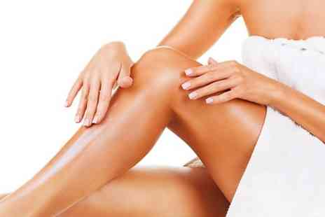 SoulResult - Three Sessions of Soprano Laser Hair Removal - Save 86%