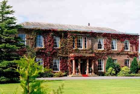 Greenhill Hotel - One or Two night stay for two including a sparkling cream tea and breakfast  - Save 43%