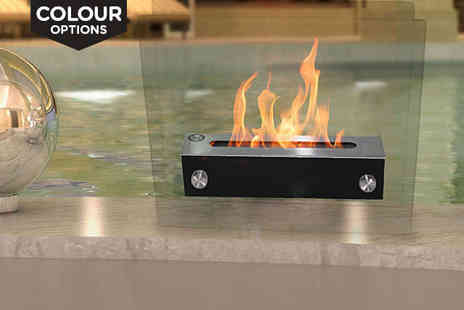 ohmy deal - Bioethanol Fireplace  - Save 84%