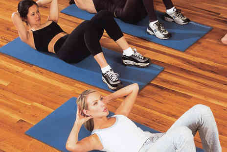 SB Fit Core - Ten Indoor Boot Camp Classes - Save 80%