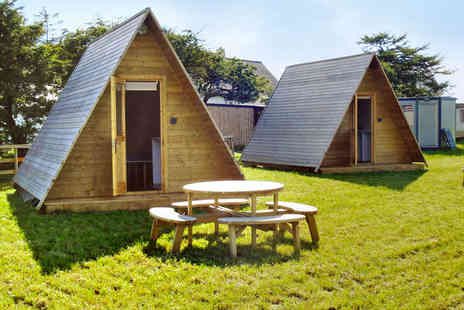 Carrowmena Activity Centre - Two Night Glamping Stay for Up to Four  with Optional Activities Including Climbing and Archery  - Save 51%