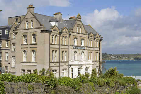 The Metropole Hotel - One night stay in Cornwall - Save 0%