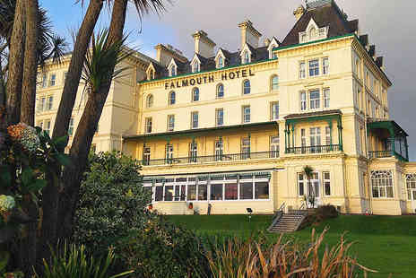 The Falmouth Hotel - One night stay in Cornwall - Save 0%