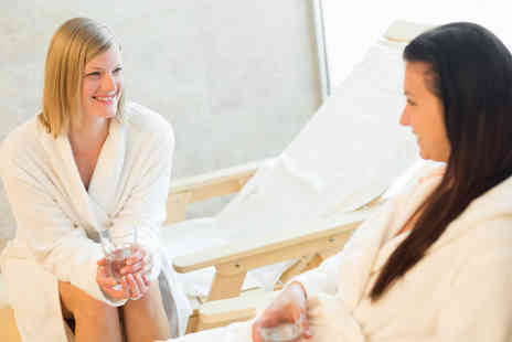 Imagine Health and Spa - A Half Day Spa Experience with Afternoon Tea for Two  - Save 44%