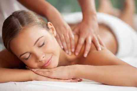 Allure Skin Clinic - Full Body Swedish or Aromatherapy Massage - Save 70%