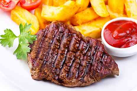 The Anchor - Steak and Wine For Two - Save 42%