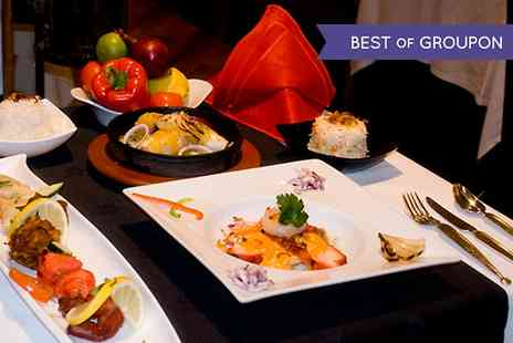 The Bengal Delight Coventry - Three Course Indian Meal With Sides For Two - Save 66%