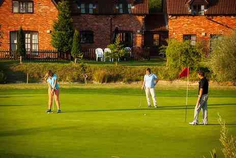 Colmworth and North Beds Golf Club -  28 Days Taster Membership - Save 0%