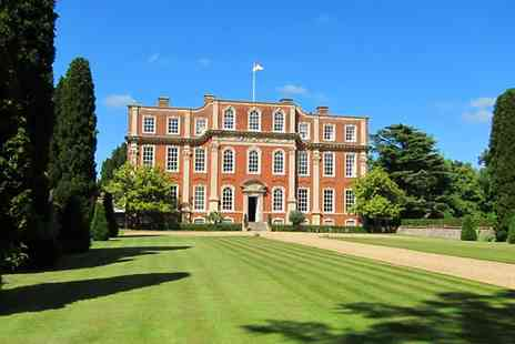 Chicheley Hall - One or Two Nights stay For Two With Breakfast and Welcome Drink - Save 0%