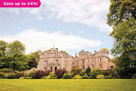 Otterburn Castle - An Imposing Castle Hotel in the Northumberland Countryside - Save 44%