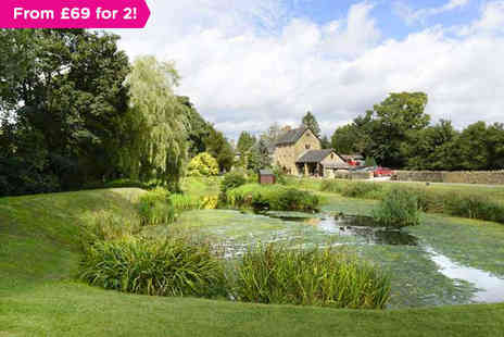 Haselbury Mill Hotel - A Converted Mill on the Border of Somerset, Dorset, and Devon - Save 0%