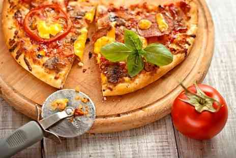 Sutton Deli - Pizza For Two - Save 0%