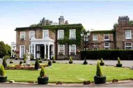Ringwood Hall Hotel - Chesterfield: Peak District two-night manor break for two - Save 0%