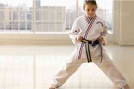 Jon Jepson JJBBA -  Eight Karate Lessons For One   - Save 0%
