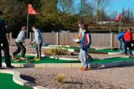 19 Bar and Grill - 18 Holes of Mini Golf With a Drink - Save 54%