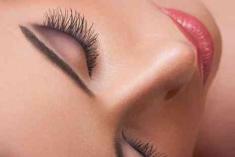Salon Twenty Seven - Semi-Permanent Eyelash Extensions With Brow Shape and Tint  - Save 0%