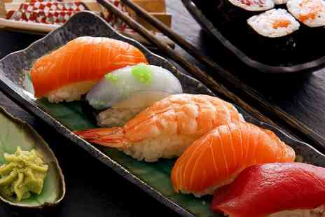Koi Sushi & Noodle Bar - £20 Towards Japanese Food For Two - Save 50%