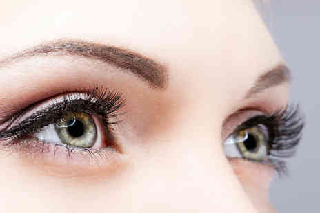 The Beauty Studio - Nouveau Lash treatments - Save 50%
