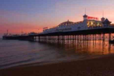 Britannia Royal Albion Hotel - Two Night Summer Brighton Seafront Escape for Two with Breakfasts Bottle of Wine & a Three Course Dinner - Save 0%