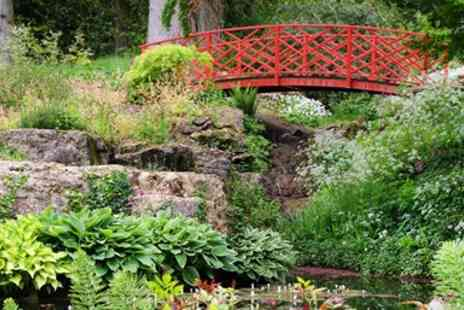 Batsford Arboretum -  Entry to Batsford Arboretum for Two - Save 38%
