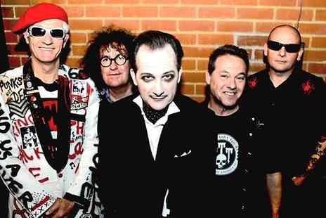 VMS Live 2011 - One ticket to see The Damned Live - Save 0%