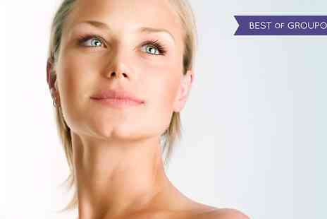 The Laser Clinic - Laser Thread Vein Treatment on Two Areas - Save 78%