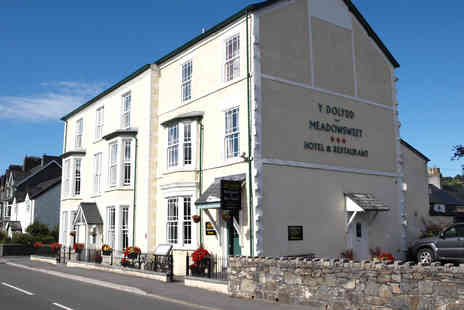 The Meadowsweet Hotel - Charming Welsh Market Town Hotel Stay - Save 0%