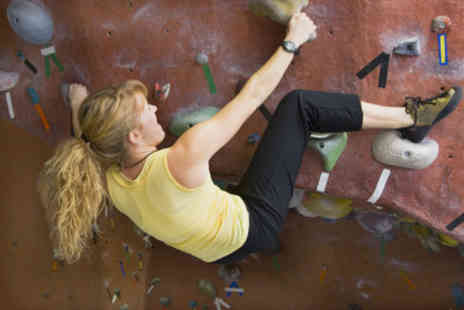 Rock Over Climbing - £14 for two rock climbing sessions and one health and safety briefing - Save 61%