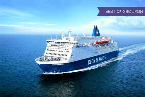 DFDS Seaways - Two Night Mini Cruise For Two - Save 0%