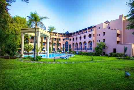 Hotel Marrakech Le Semiramis - One to Nine or Fourteen Nights stay For Two With Breakfast  - Save 0%